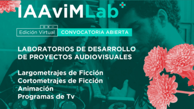 Photo of Formulario: Laboratorios de Desarrollo de Proyectos Audiovisuales