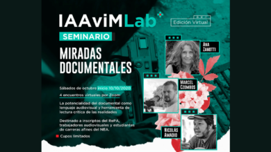 Photo of Inscripción: Seminario Miradas Documentales